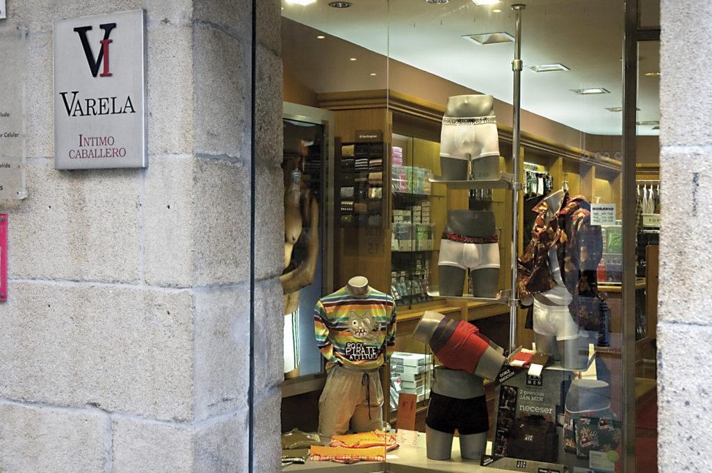 Varela Íntimo Ourense, tienda de ropa interior hombre