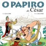 Libro Astérix e o Papiro do César de Librería Garce