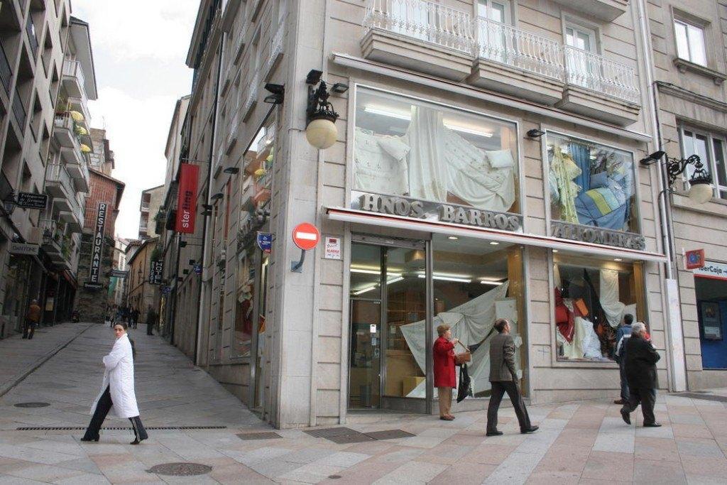 Antigua Tienda de Hermanos Barros Ourense