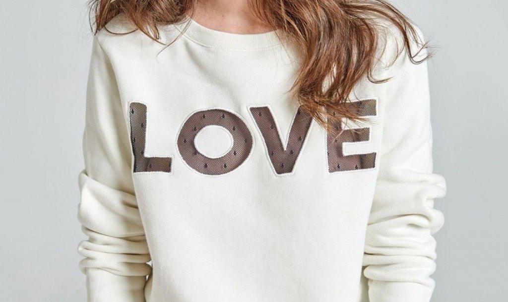 Prendas amor para San Valentín