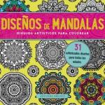 Libro Diseños de mandalas