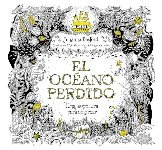 Libro El océano perdido