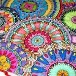 Libros  para colorear: o novo relax dos adultos