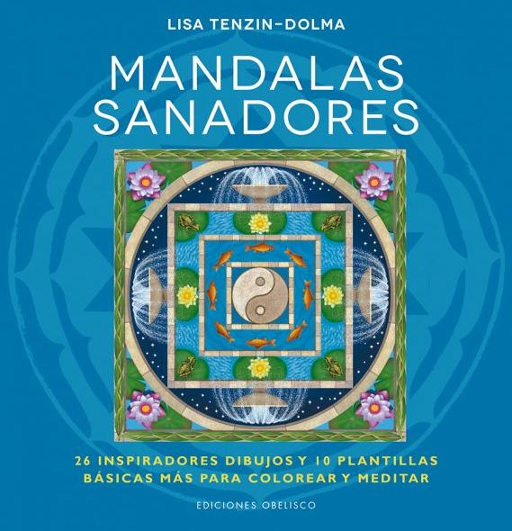Libro Mandalas sanadores