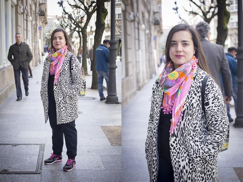 Street Style Ourense - Look Laura Vazquez Prieto