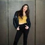 Lookbook de estilo roqueiro de Celia Rodríguez