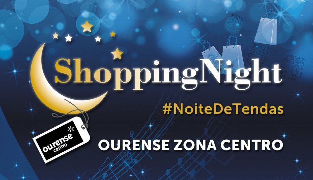 Shopping Night Ourense 2016