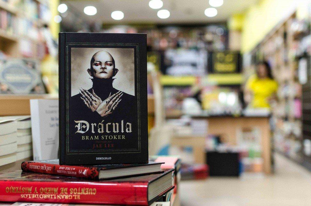 Drácula de Bram Stoker de Librería Internacional