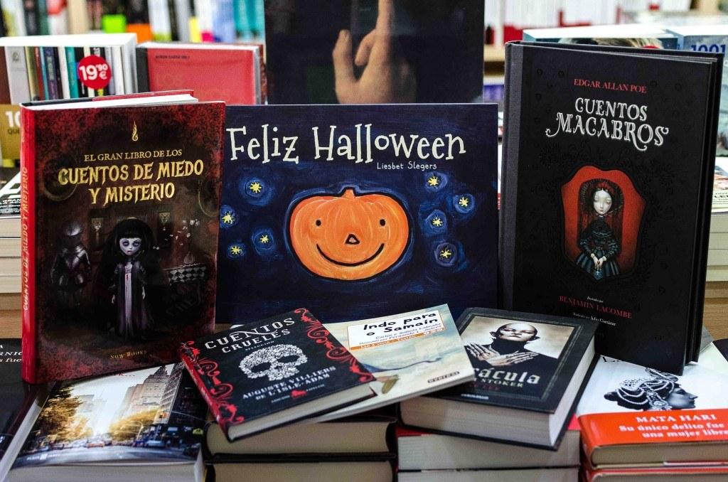 Libros de terror de Librería Internacional