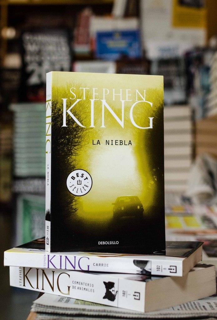 Libro La niebla de Stephen King