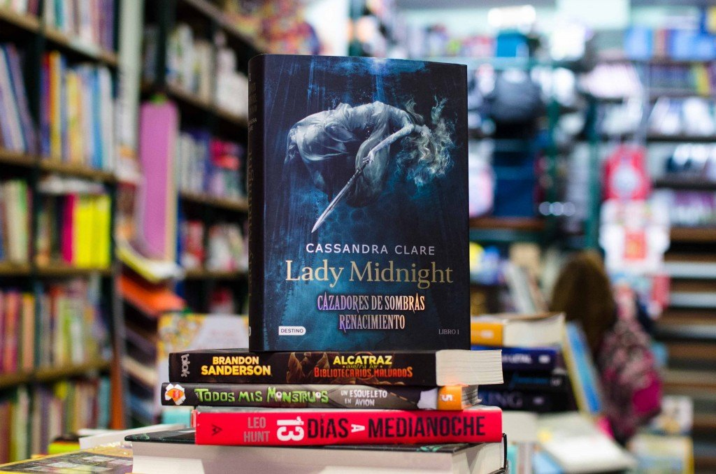 Libro Lady Midnight de Cassandra Clare