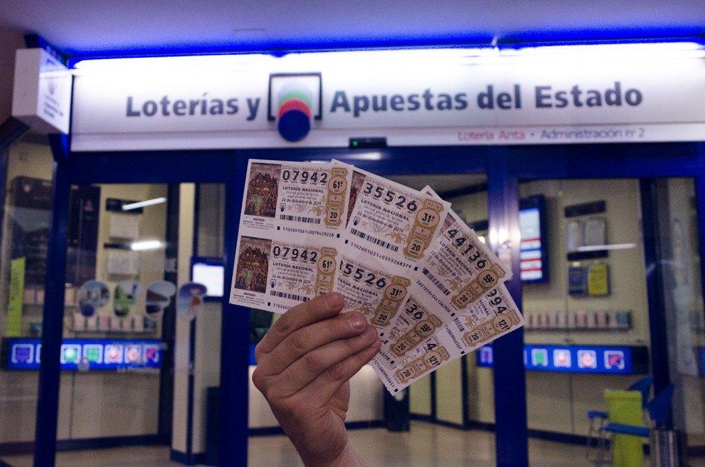 Lotería de Navidad Anta en Ourense