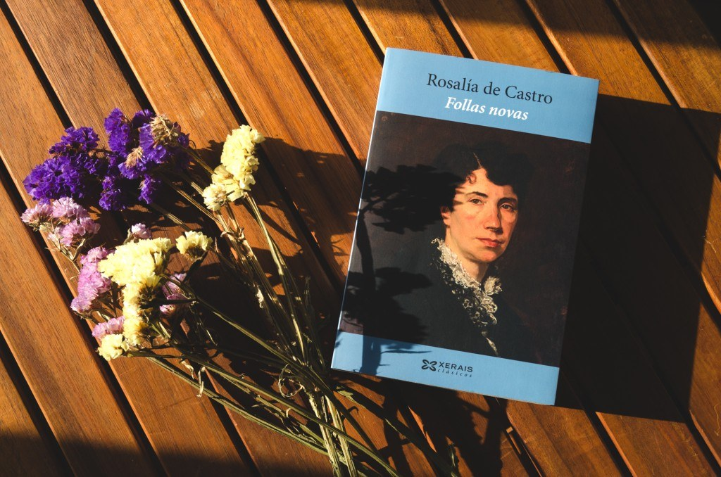 Libro Follas Novas - Rosalía de Castro