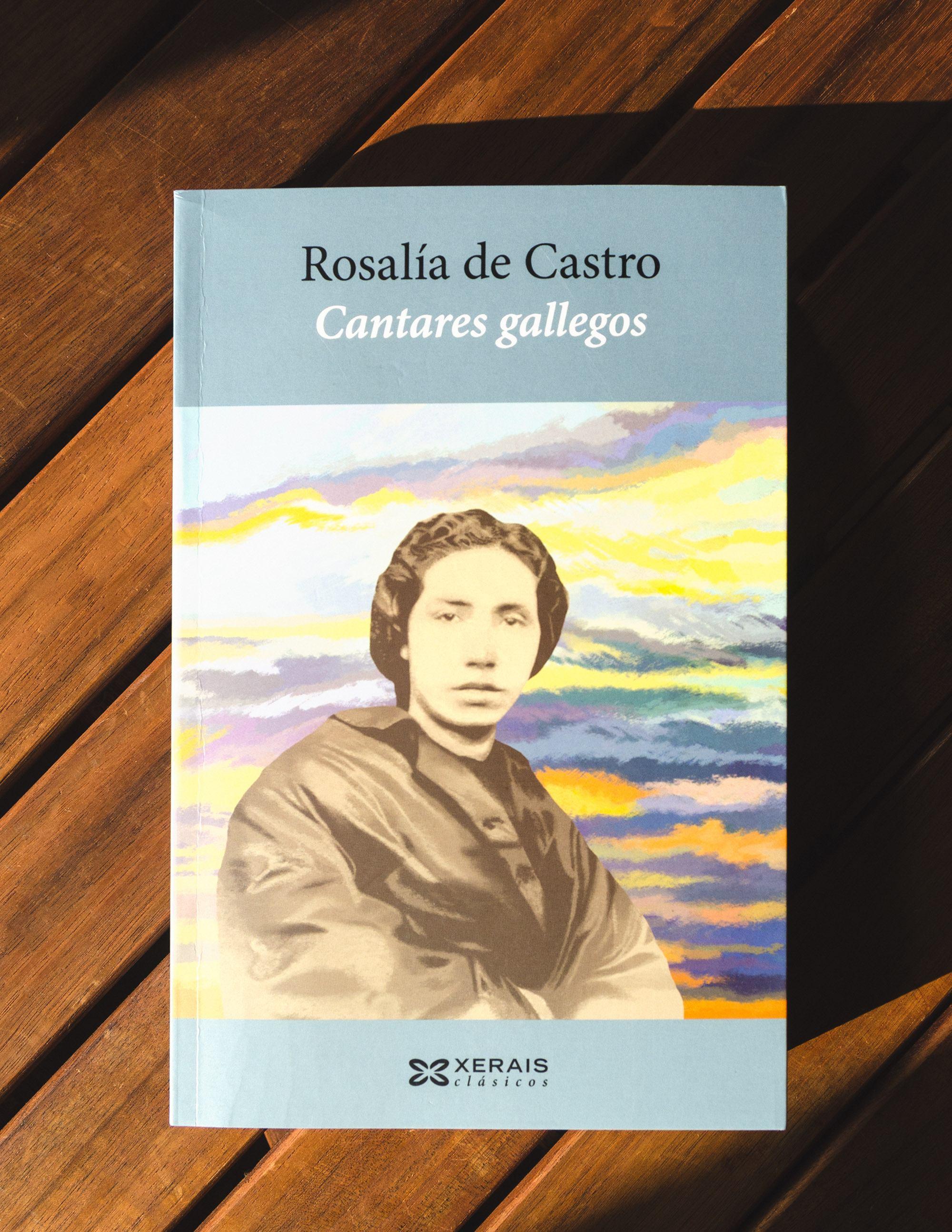 Libr Cantares Gallegos - Rosalía de Castro