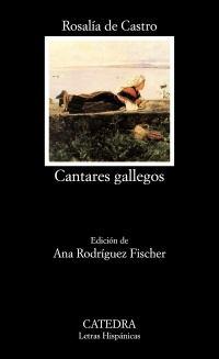 Libro cantares gallegos - Librería queixumes