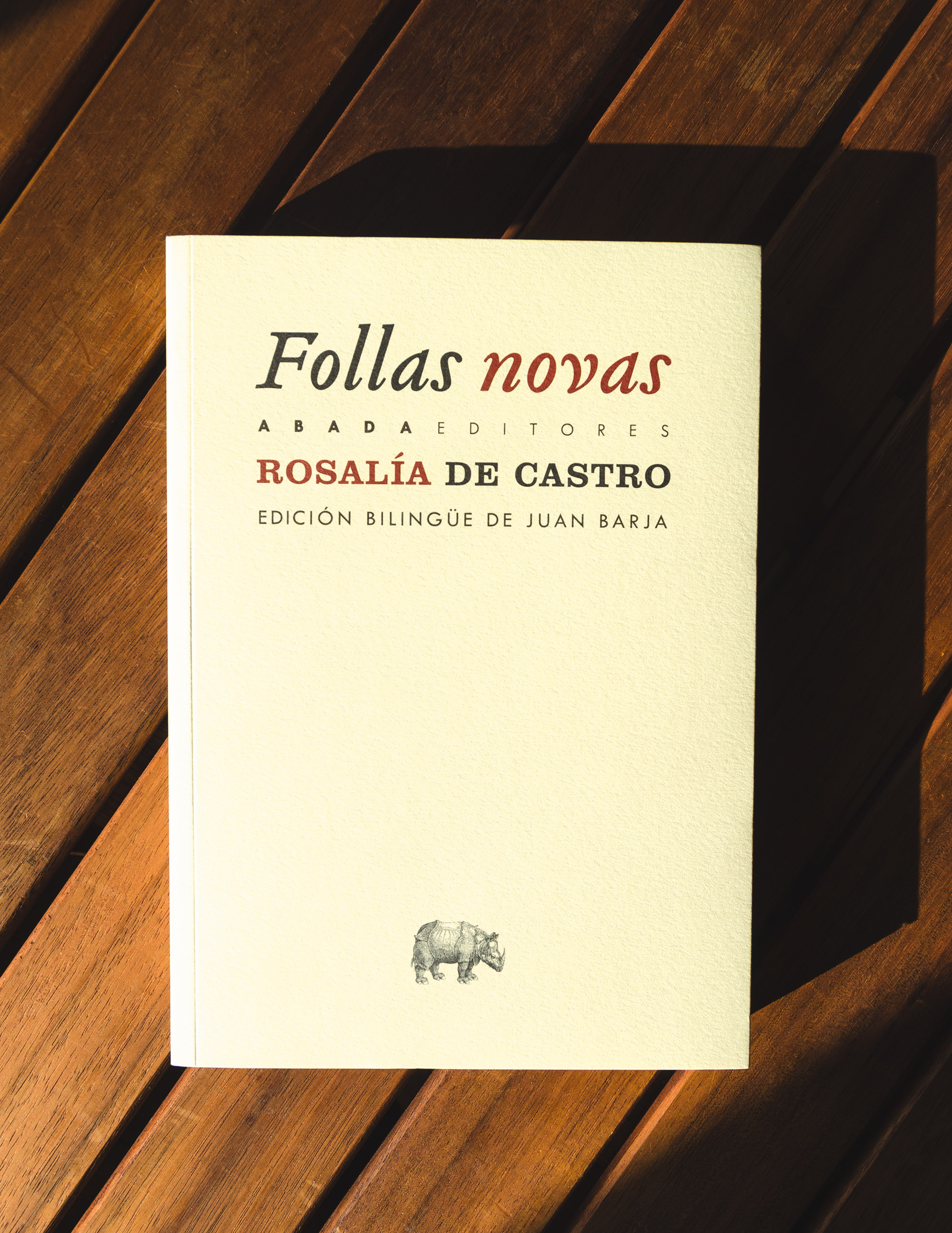 Libro follas novas bilingue - Kathedra