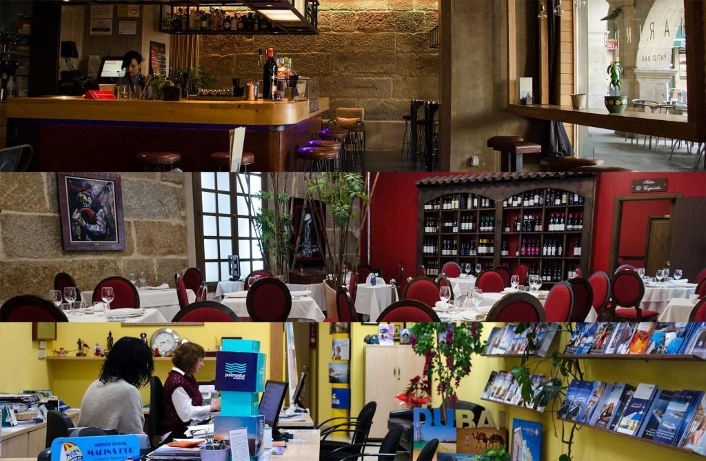 Ourense Centro: Rincón de Calidad Turística