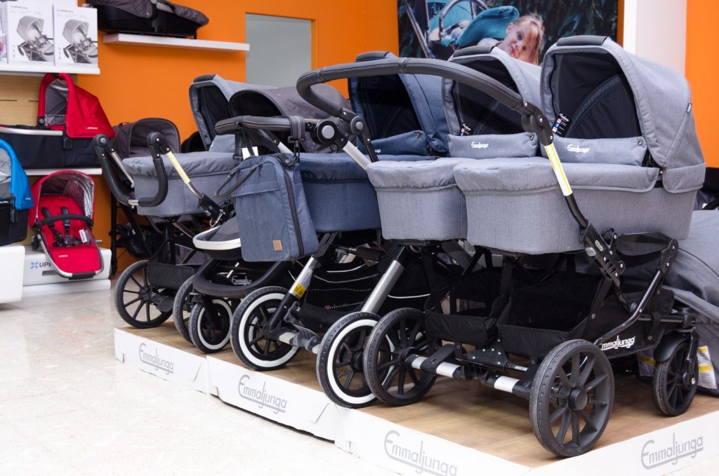 Carritos de bebé en Muebles Feijóo Ourense