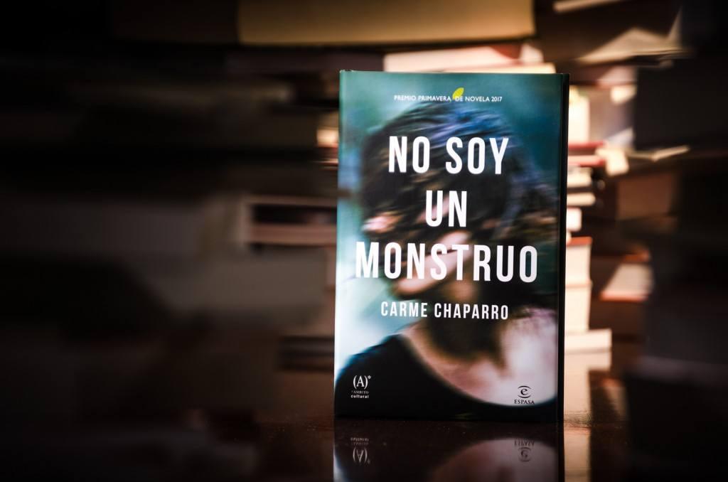 Libro No soy un monstruo de Librería La Viuda