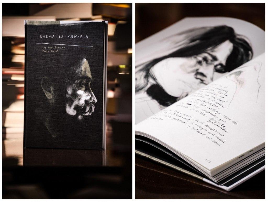 Libro Quema la memoria de Librería Nobel