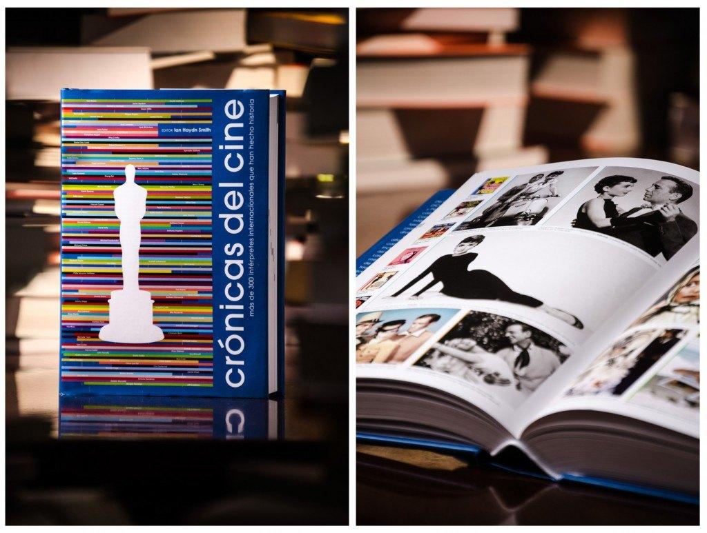 Libro Crónicas del cine de Kathedra Librería Universitaria