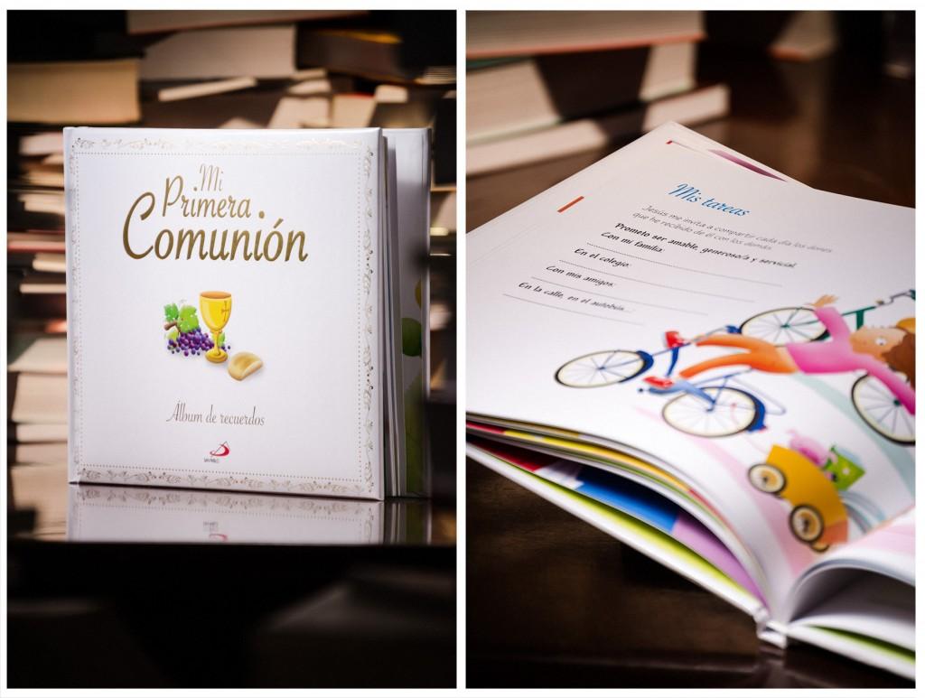 Libro Mi primera Comunión de Librería Betel