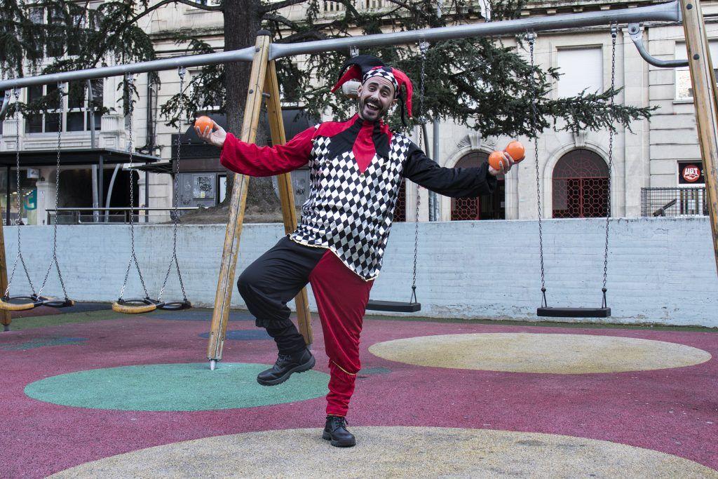 Disfraces de Carnaval Arlequín - Entroido Ourense