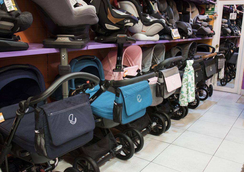 Comprar carros de bebé en Ourense