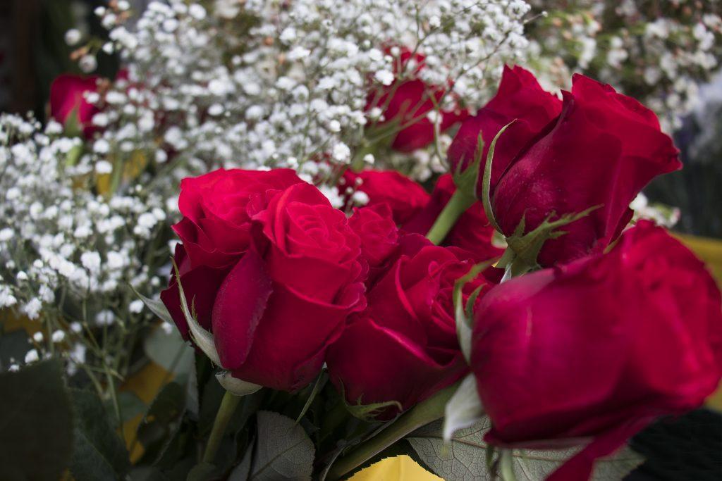 Ramo de rosas de floristería Milvia en Ourense
