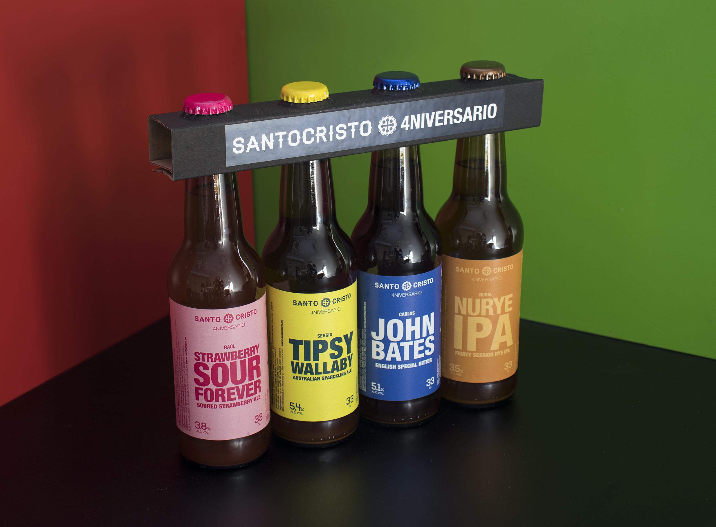 4aniversario cervexa santo cristo