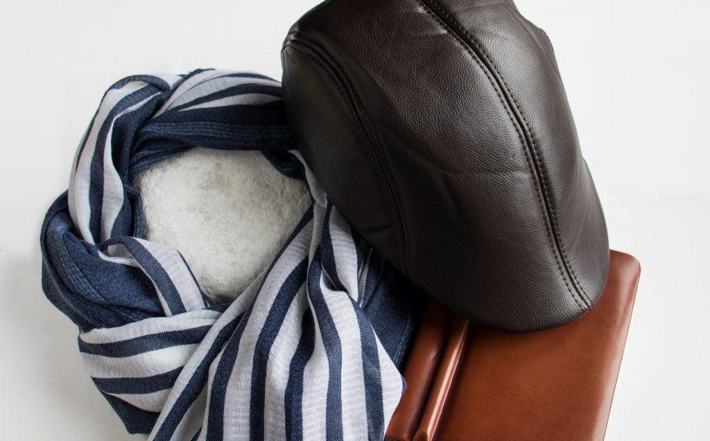 Boina y foulard de Anna - Regalos día del padre