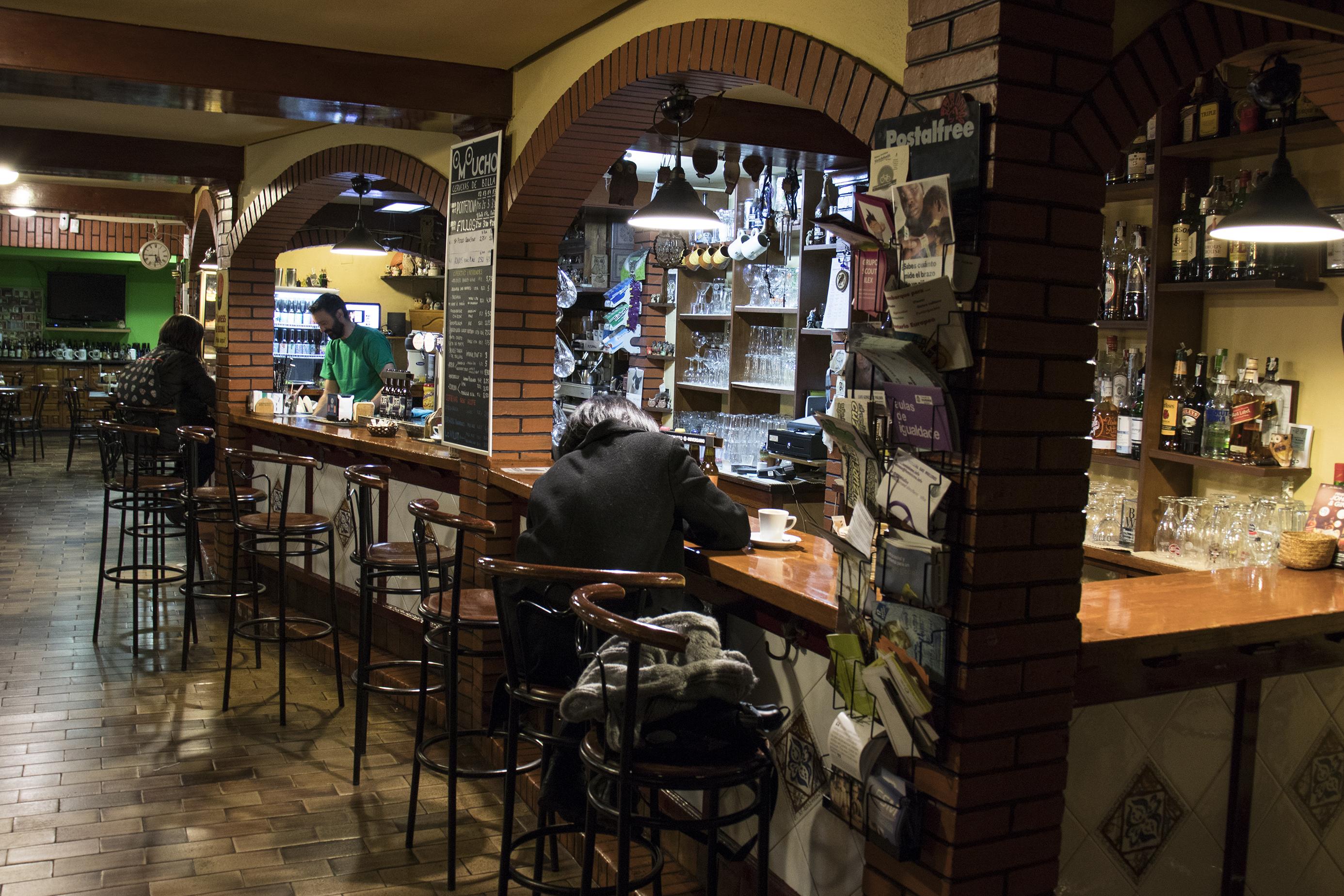 Cervexería o moucho en Ourense