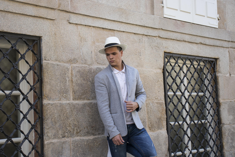 La lucha sombrero - Sombrero hombre