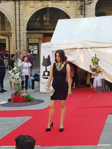 Desfile Nuria Vidal