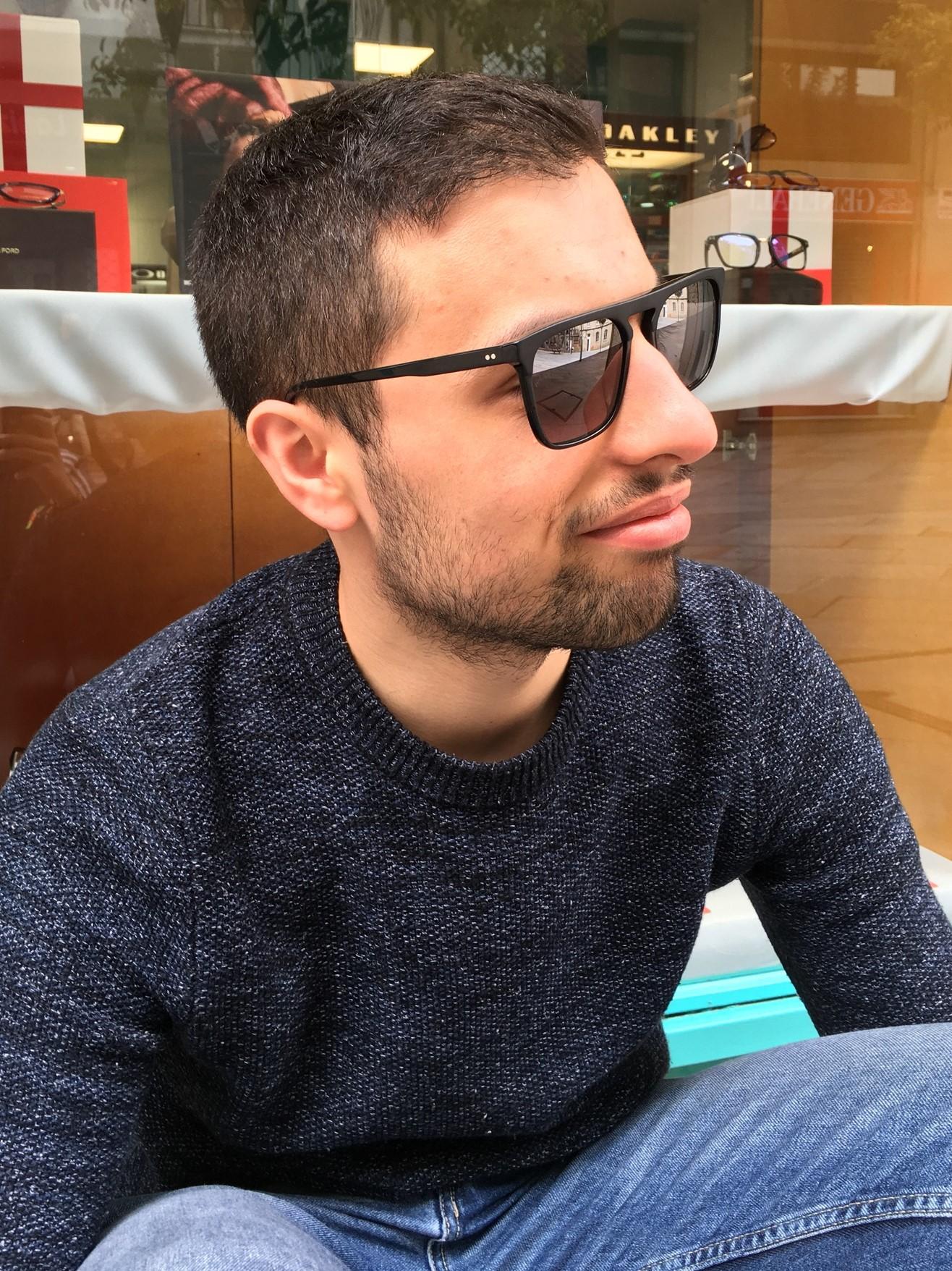 Gafas cuadradas chico - Centroptica Ourense