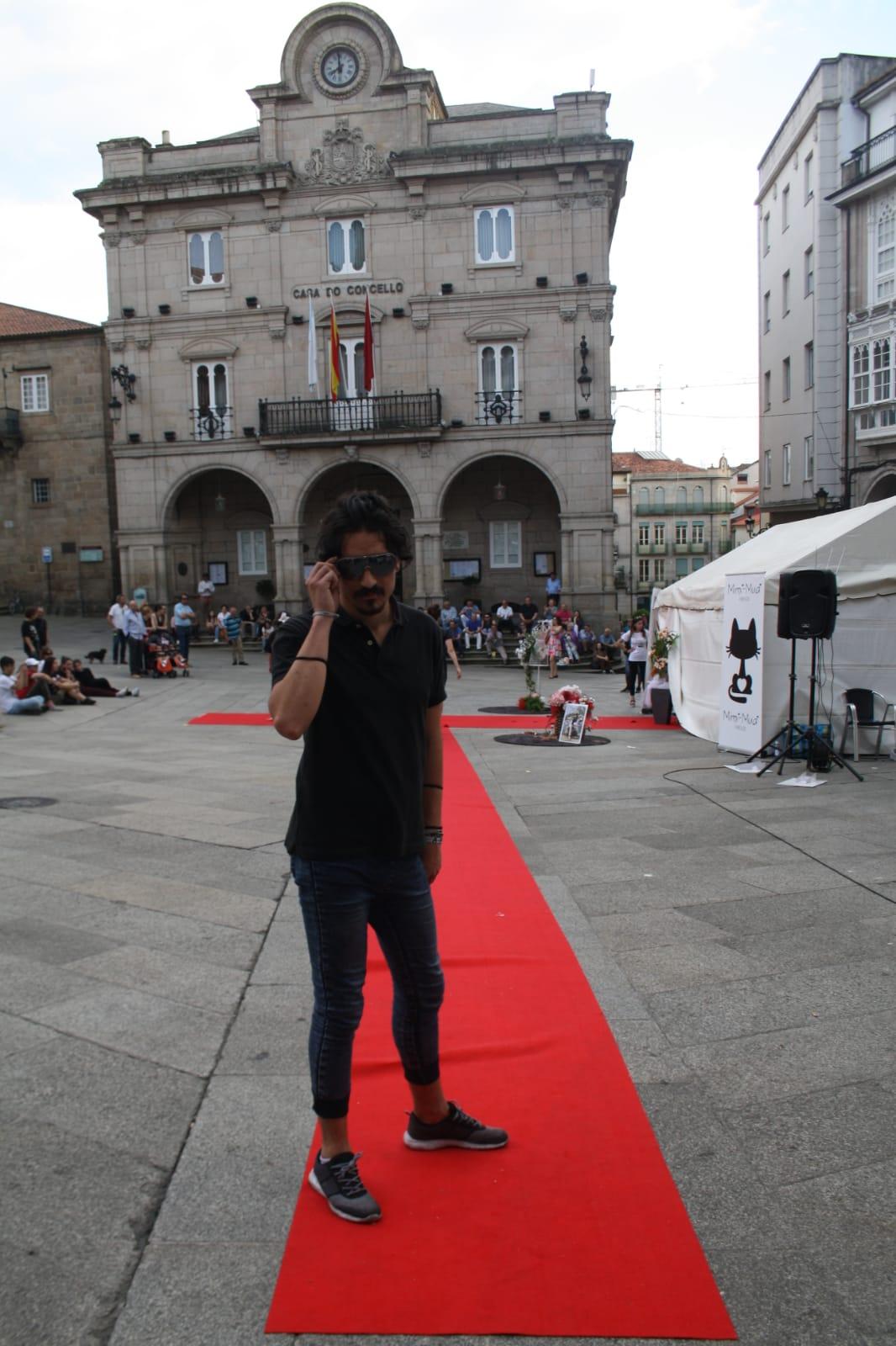 I Desfile primavera verano Plaza Mayor Ourense