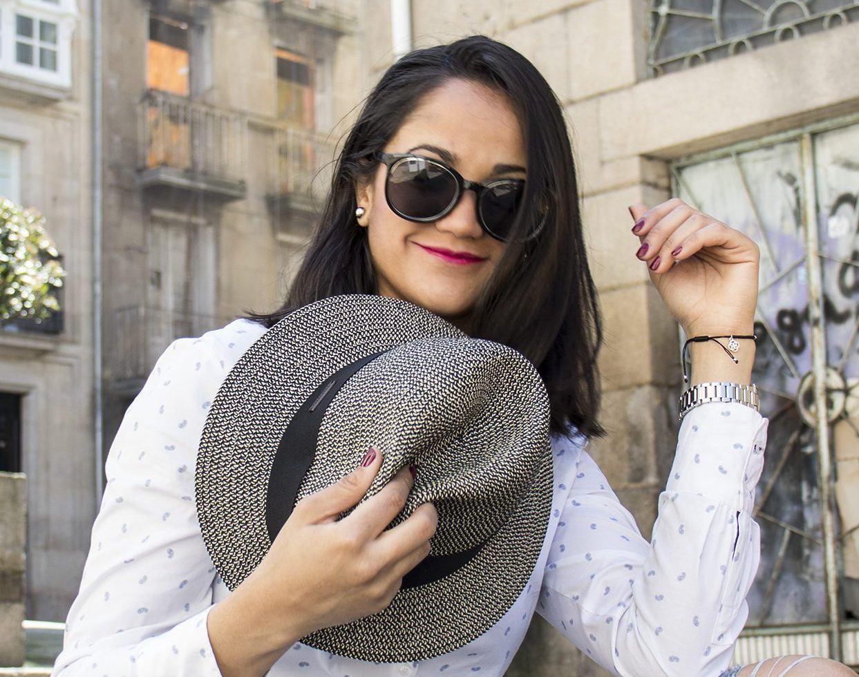 Sombreros Mujer La lucha