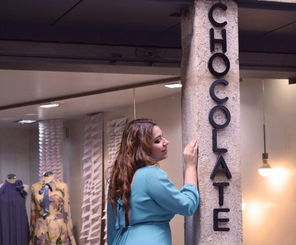 chocolate tienda de moda ourense