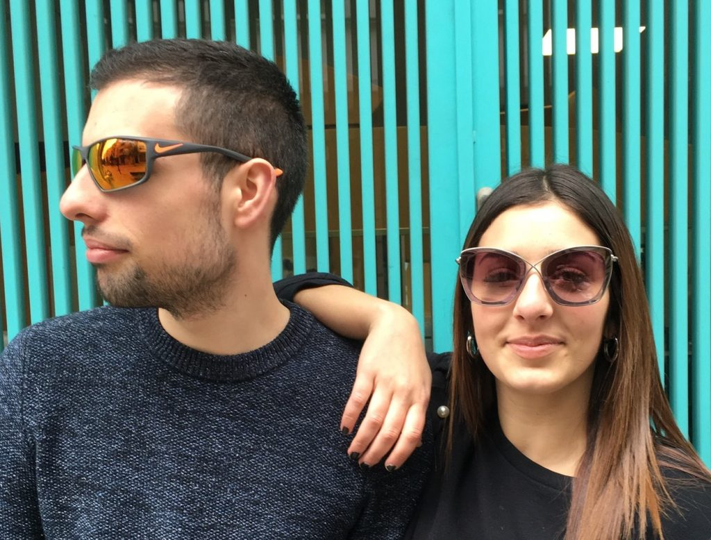 Gafas de sol centrOptica Ourense