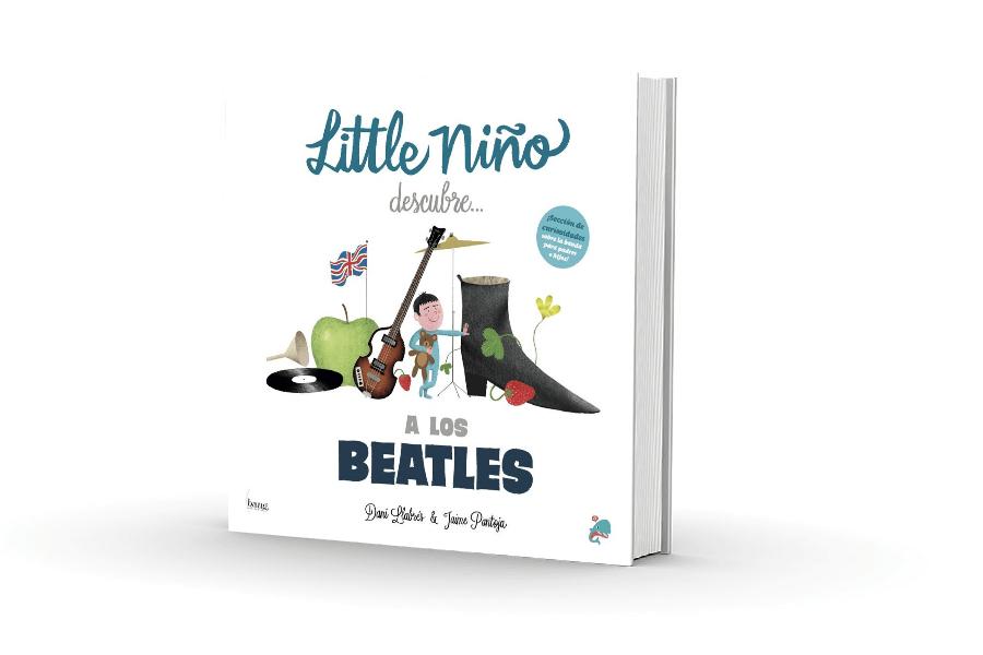 Libro: little niño, descubre a los beatles