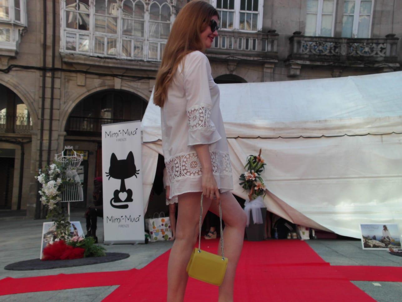 Desfile plaza Mayor Ourense
