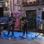 """<span class=""""antetitulo""""> Entrevista a Mind the Gap, grupo musical ourensano</span><br/> «Sonamos muy a nosotros y poco más»"""