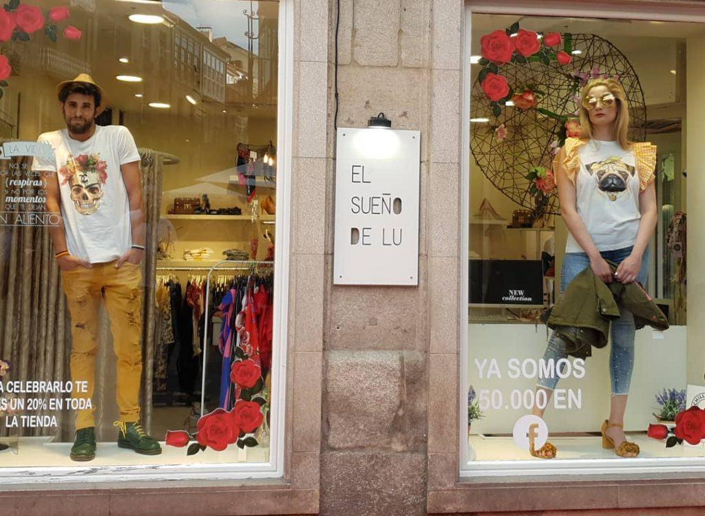 El sueño de lu Tienda de moda en Ourense