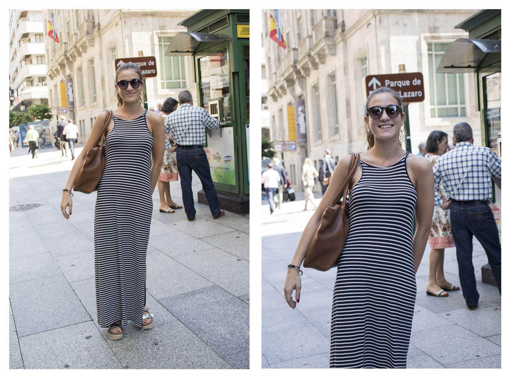 Outfits femeninos en la calle - Moda na rúa - Ourense