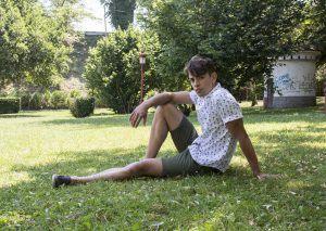 Los místers de Ourense se visten en David