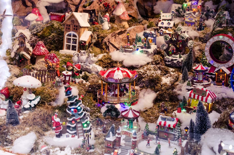 Decoración de Navidad Mandarina Home-2