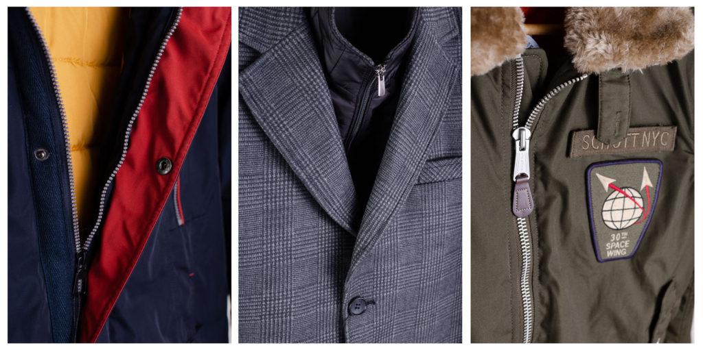 Chaquetas y abrigos hombre 2020