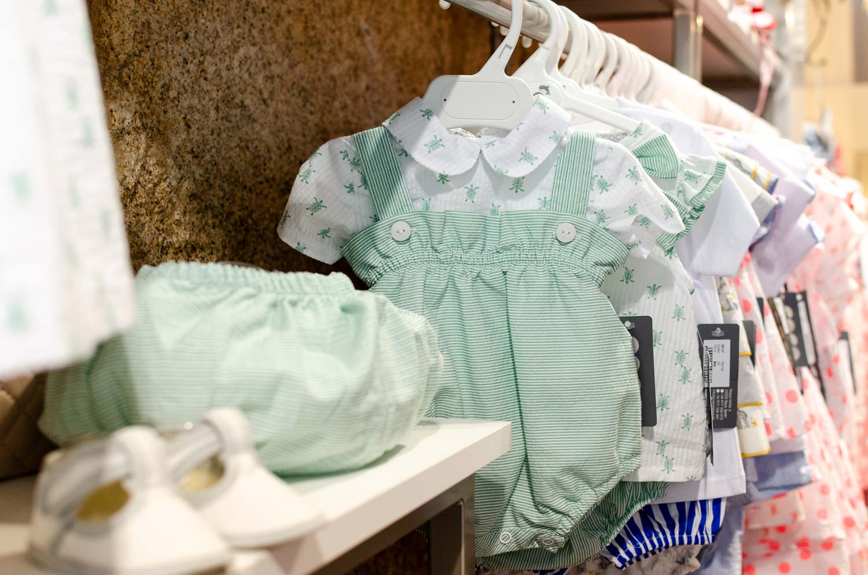 La Pequeña Coqueta tienda de ropa infantil