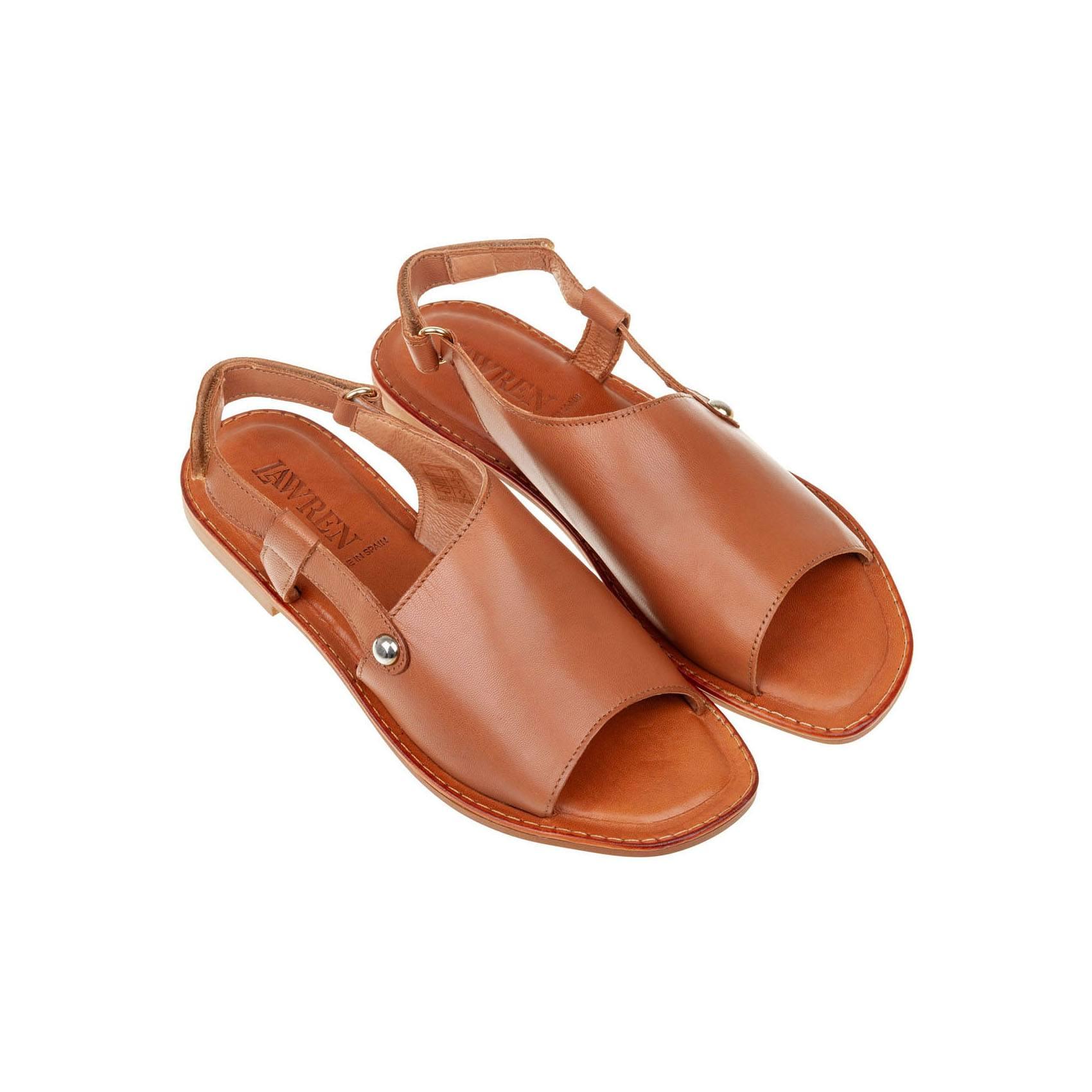 Sandalia-piel-corte-asimetrico-plana-Lawren-1