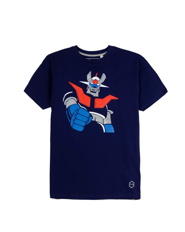 Camiseta Puños Fuera Mazinger Z